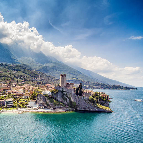 Work Play Experience – Lago di Garda