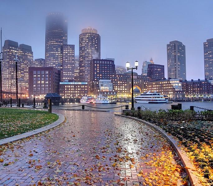 Boston East Coast Gran Tour – TUFTS University – USA