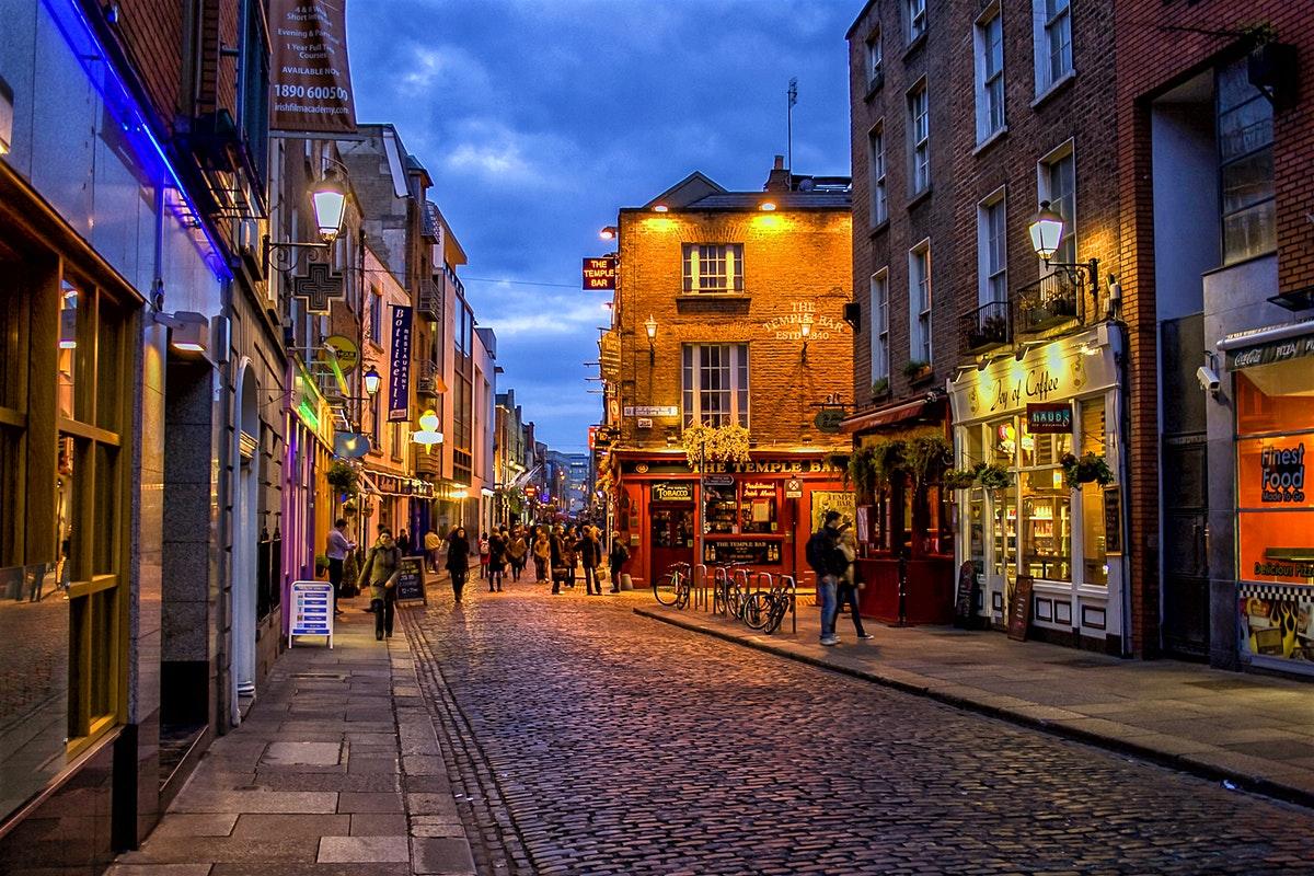 Dublino - Corsi di lingua all'estero