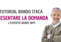 TUTORIAL ITACA DOMANDA
