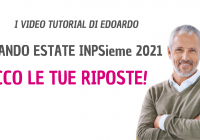 Bando Estate INPSIEME 2021 DOMANDE FREQUENTI