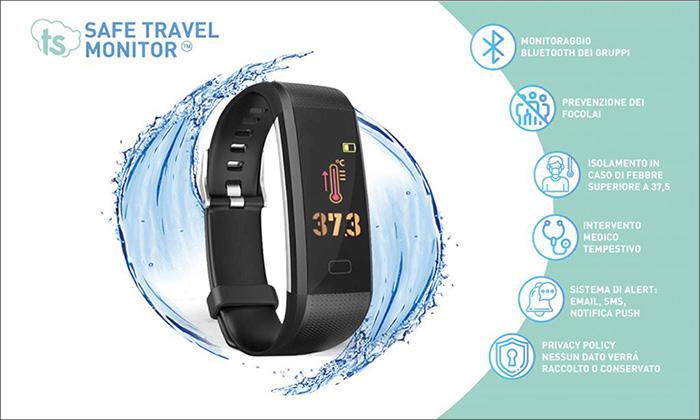 Safe Travel Monitor