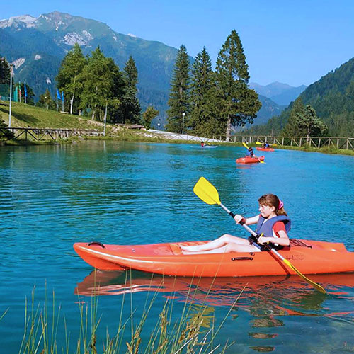English & Sport Camp – Dolomiti